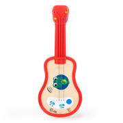 Hračka dřevěná hudební Magic Touch HAPE 12 m+ Ukulele