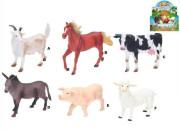 Zvířátka farma 15-20cm 6druhů