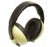 Baby Banz - Ochrana sluchu dětská zelená Baby 3m+