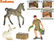 Zoolandia set farma s doplňky