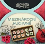 ALBI Vědomostní pexeso - Mezinárodní kuchyně