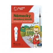 Kniha Německý obrázkový slovník - Kouzelné čtení