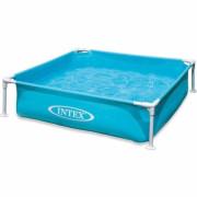 Intex 57173 Frame Mini modrý 122 x 122 x 30 cm