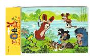 Pěnové puzzle Krtek s lopatou 24 dílků