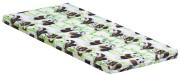 Matrace do postýlky Scarlett Panda 120 x 60 x 5,2 cm - ZELENÁ