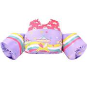 Dětská plovací vesta - křidélka Jednorožci