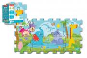 Pěnové puzzle Fisher Price Baby 32x32cm 8ks v sáčku