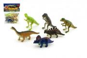 Dinosaurus plast 6 ks v balení