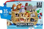 Puzzle Noemova archa 60x44cm 35dílků