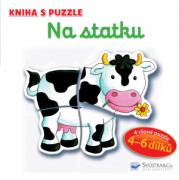 Kniha s puzzle - Na statku
