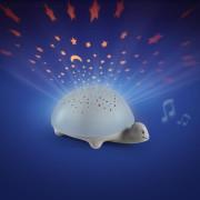 Pabobo Star Projector baterie Turtle Grey