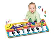 Piano - dotyková dečka pro nejmenší 73 x 29 cm