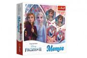Pexeso papírové Ledové království II/Frozen II společenská hra