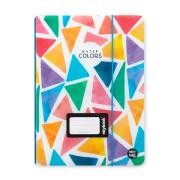 Sešit PP Oxybook A5 40 listů Water colors