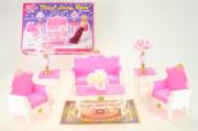 Glorie Obývák Deluxe pro panenky