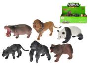 Zvířátka safari 8-10 cm