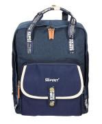 Volnočasový batoh SPIRIT CITY RUSH 02 modrá Emipo