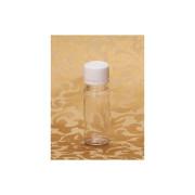 Plastová lahvička s bílým šroubovacím uzávěrem 13 ml