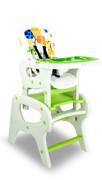 CONVERTIBLE jídelní židle, stolek/židle - jungle Asalvo