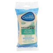 Koupelová houba Active peeling Calypso