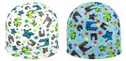 Chlapecká čepice z funkčního materiálu RDX Dino