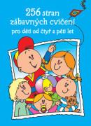 Svojtka 256 stran zábavných cvičení pro děti od 4-5 let