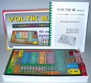 Voltík III - elektronická stavebnice
