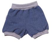 Dívčí šortky jeans MKCool