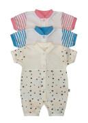Bavlněné body - kraťasy Hvězdy a pruhy Baby Service