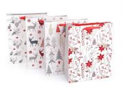 Dárková taška vánoční 26 x 32 cm
