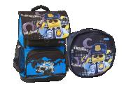 Lego City Police Cop Optimo - školní aktovka, 2 dílný set