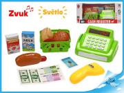 Registrační pokladna - zelená