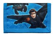 Dětská peněženka Jak vycvičit draka