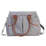 Přebalovací taška B-CASUAL Grey