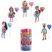 Barbie Color Reveal Chelsea konfety asst