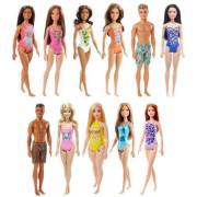 Barbie v plavkách DWJ99