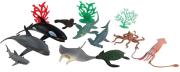 Zvířátka mořská 13 ks, mobilní aplikace pro zobrazení zvířátek