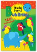 Hledej barvy! – Bublinky