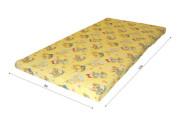 Matrace molitan 120 x 60 x 6 cm s nepropustným potahem