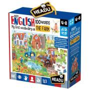 100 anglických slovíček - Farma