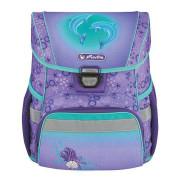 Školní taška Loop Herlitz - Delfíni