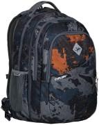 Studentský batoh 2v1 DANIEL Camouflage