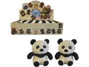 Panda softová 8 cm