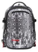 Studentský batoh 2v1 VIKI Rain grey