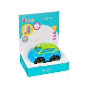 Mini autíčko Bam Bam Zelená+modrá