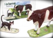 Rozšíření hry Na farmě 2 (kráva a kočka) - Kouzelné čtení