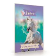Desky na abecedu Kůň