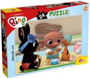 Bing - Piknik puzzle 24 dílků