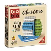 Bioblo Colours Ship, 40 dílků