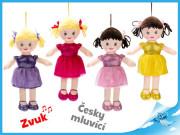 Panenka Viktorka hadrová česky mluvící